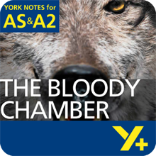 The Bloody Chamber: AS & A2 York Notes A Level Revision Guide