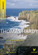 York Notes Thomas Hardy, Selected Poems: Advanced A Level Revision Study Guide