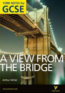 York Notes A View from the Bridge  GCSE Book Cover