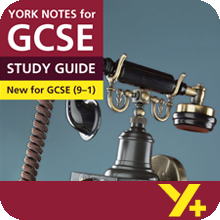 An Inspector Calls (Grades 9–1) York Notes GCSE Revision Guide