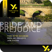 Pride and Prejudice: Advanced York Notes A Level Revision Guide