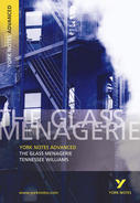York Notes The Glass Menagerie: Advanced A Level Revision Study Guide