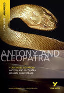 York Notes Antony and Cleopatra: Advanced A Level Revision Study Guide