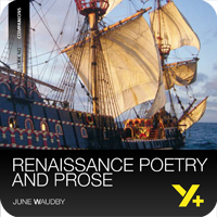 Renaissance Poetry and Prose: Companion York Notes Undergraduate Revision Guide