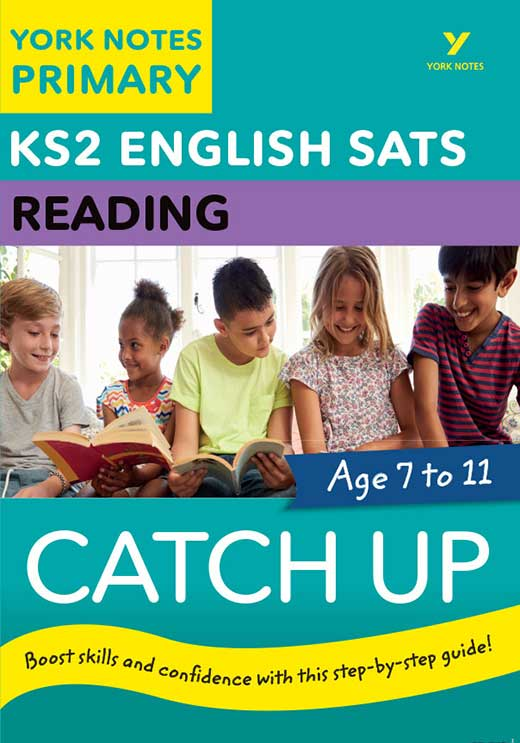York Notes Catch Up Reading KS2 Revision Study Guide
