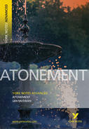 York Notes Atonement: Advanced A Level Revision Study Guide