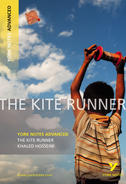 York Notes The Kite Runner: Advanced A Level Revision Study Guide