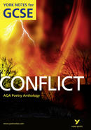 York Notes AQA Anthology: Conflict: GCSE GCSE Revision Study Guide