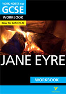 York Notes Jane Eyre: Workbook (Grades 9–1) GCSE Revision Study Guide
