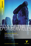 York Notes Tess of the d'Urbervilles: Advanced A Level Revision Study Guide