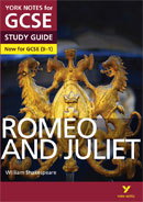 York Notes Romeo and Juliet (Grades 9–1) GCSE Revision Study Guide
